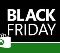 Il banner per il Black Friday di Microsoft