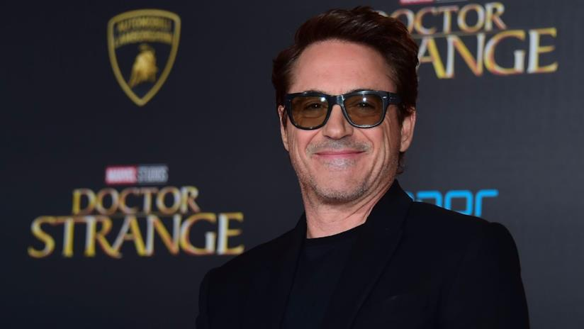 Robert Downey Jr. alla prima di Doctor Strange