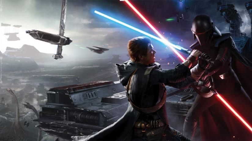Risultati immagini per Star Wars Jedi: Fallen Order