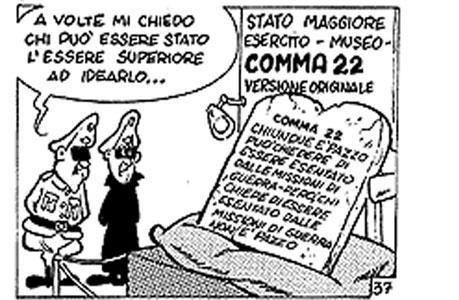 Sturmtruppen: il Comma 22