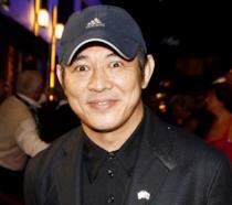 Jet Li in una delle ultime apparizioni pubbliche ufficiali