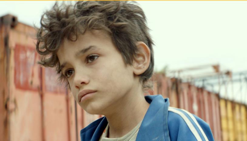 Il protagonista del film Cafarnao, Zain al-Rafeea
