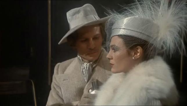 I personaggi del conte e della contessa Andrenyi
