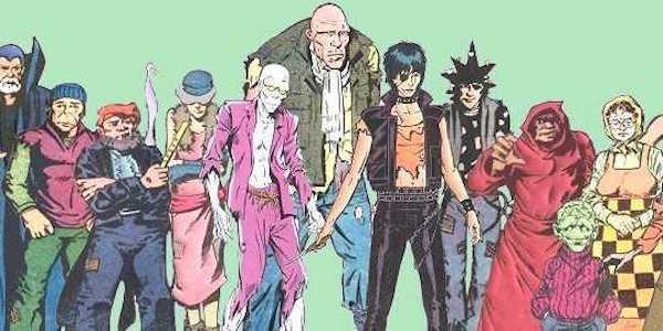 Una tavola tratta dagli X-Men
