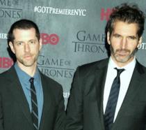 Gli autori di Game of Thrones alla premiere di New York