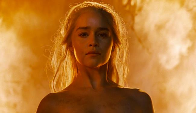Daenerys Targaryen in Game of Thrones