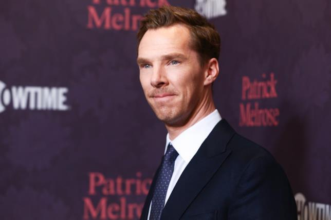 Benedict Cumberbatch interprete di Doctor Strange