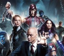 Un'immagine dei personaggi di X-Men
