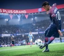 Neymar Jr. sui campi di FIFA 19