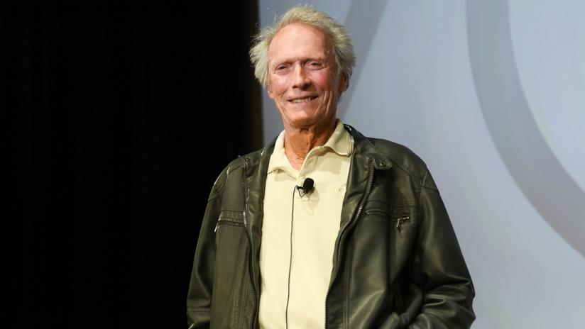 Clint Eastwood a un evento ufficiale