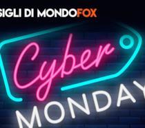 Immagine stampa di MondoFox per il Cyber Monday