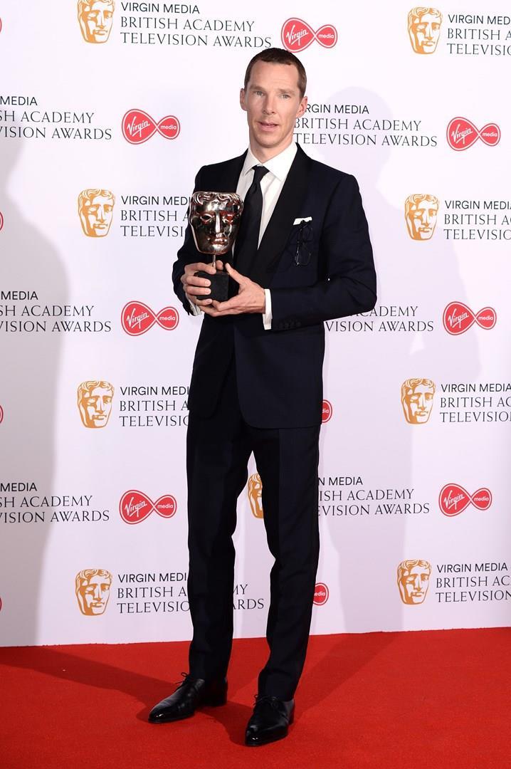 Benedict Cumberbatch ai BAFTA
