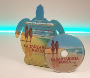 Il DVD e la sua particolarissima custodia