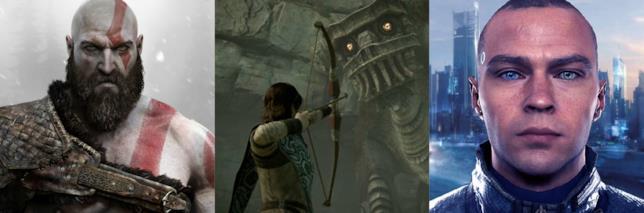 God of War, Shadow of the Colossus e Detroit sono scontati per il Black Friday