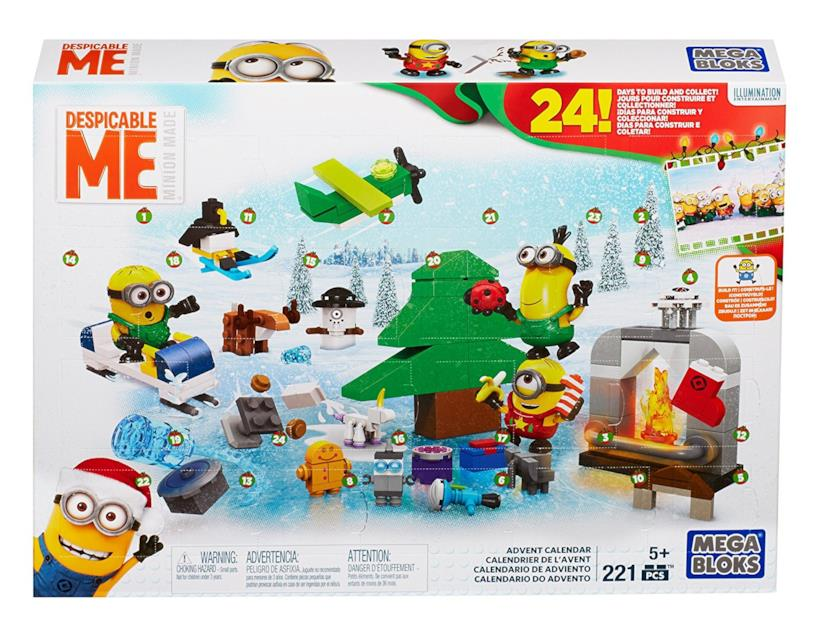Calendario Avvento Mms.I Calendari Dell Avvento Piu Originali Lego Harry Potter