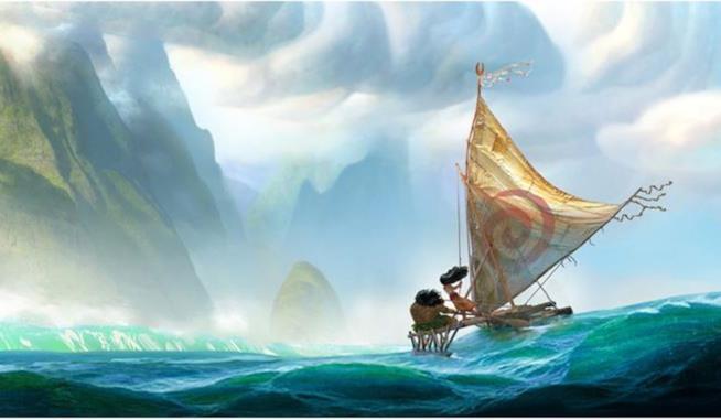 Oceania e i suoi segreti svelati da Osnat Shurer