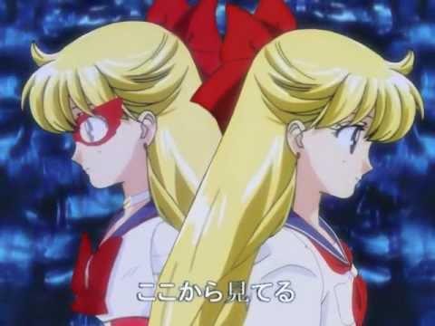 MInako Aino alias Sailor V