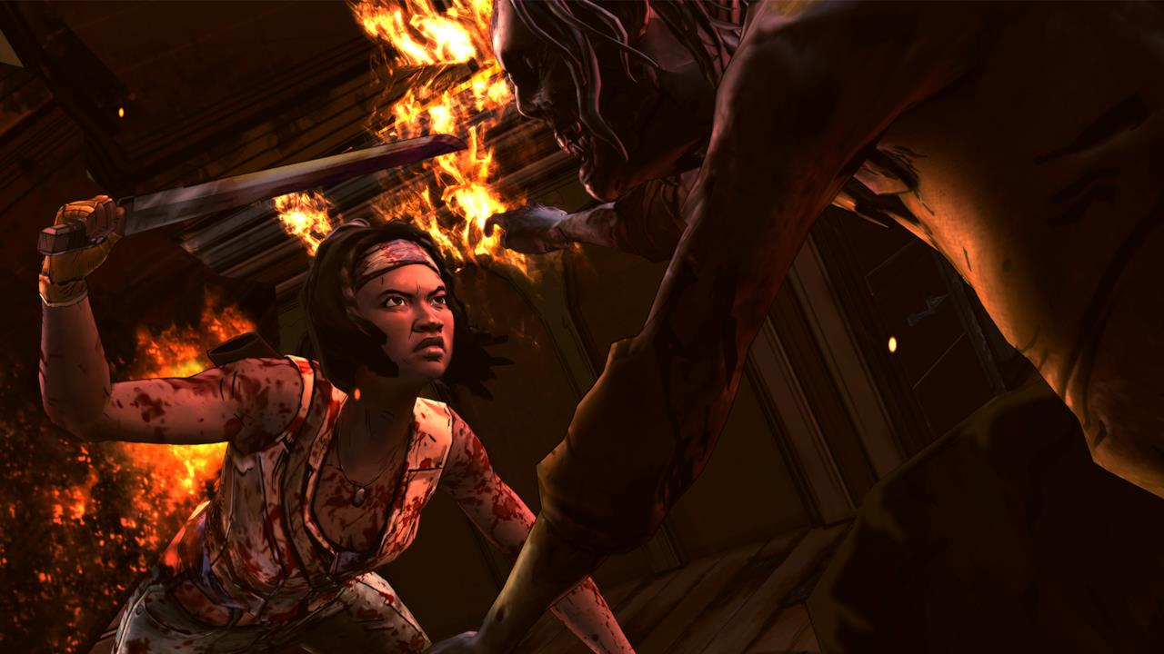 The Walking Dead: Michonne verso il gran finale