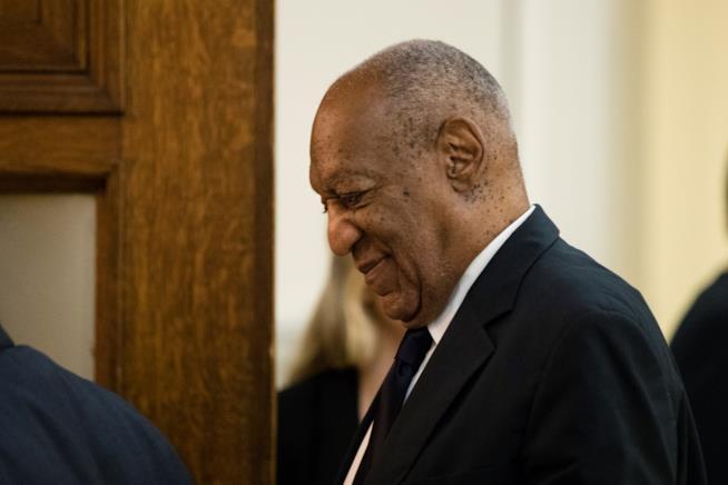 L'attore Bill Cosby