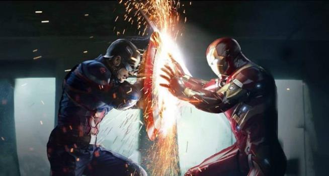 Scontro: Captain America Civil War