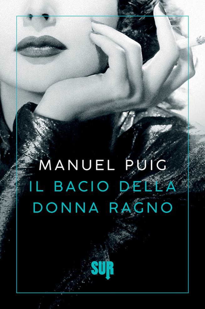 La copertina italiana di Il Bacio della Donna Ragno
