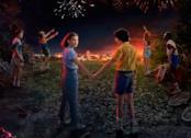 Stranger Things il poster della terza stagione