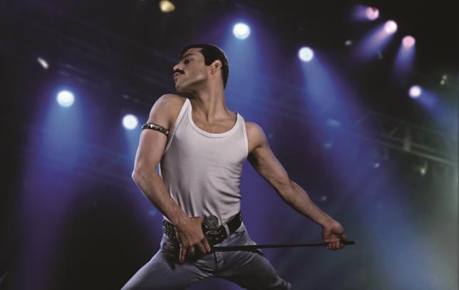 Bohemian Rapsody, Rami Malek