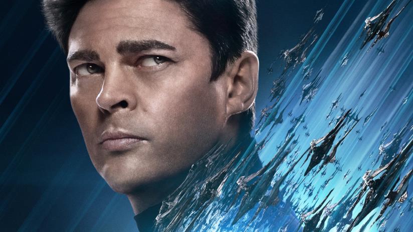Bones in Star Trek Beyond