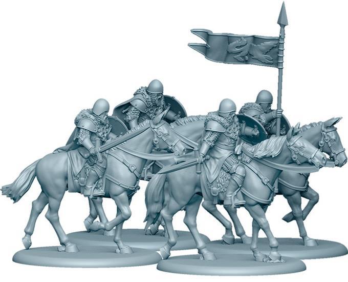 Gli Stark a cavallo
