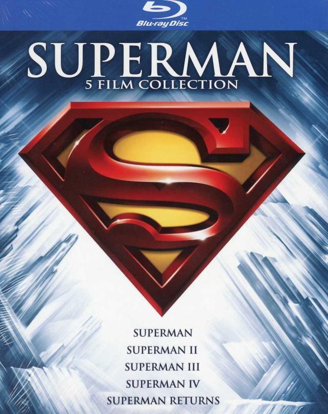 Superman Anthology, la copertina