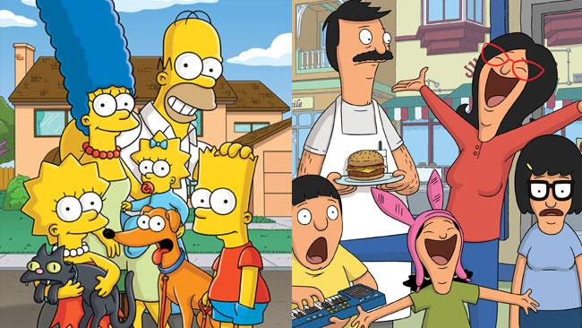 I Simpson e Bob's Burgers, premiati agli Annie Awards
