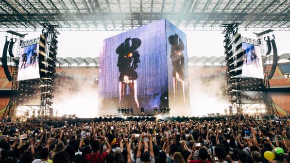 Tappa italiana del Formation World Tour di Beyoncé