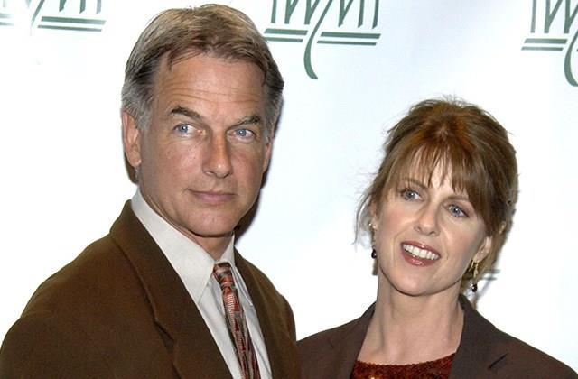 L'attore con la moglie
