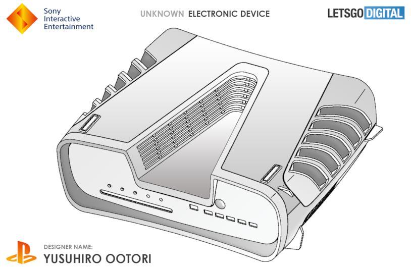 Il devkit di PlayStation 5 dal brevetto