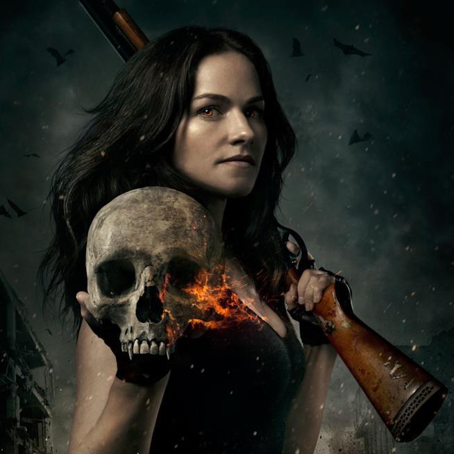Kelly Overton è Vanessa Helsing