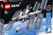 La Stazione Spaziale Internazionale diventa un bellissimo set LEGO da oltre 800 pezzi