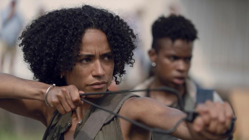 The Walking Dead: la nuova arrivata della stagione 9, Connie