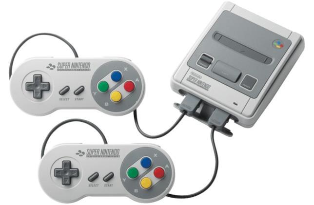 SNES Classic Mini, già proposta in passato da Nintendo