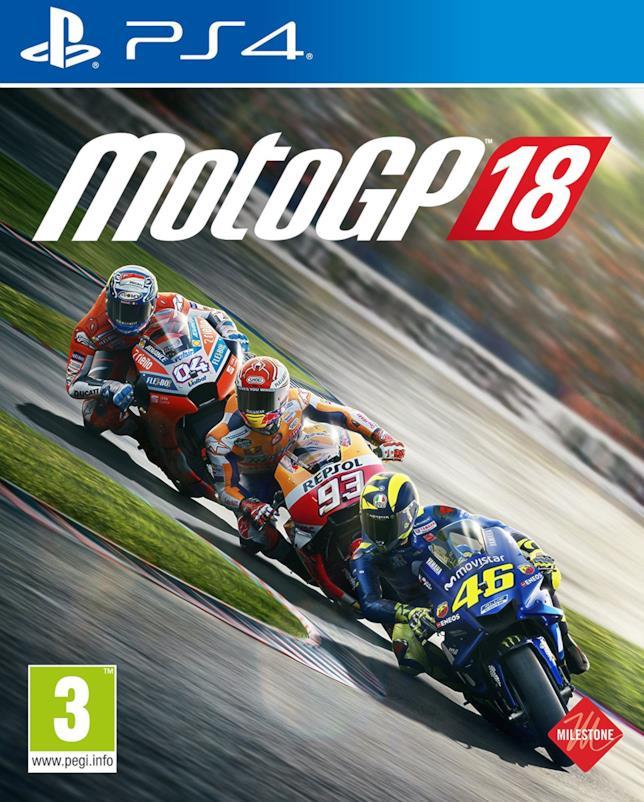 MotoGP 18 in uscita il 7 giugno 2018