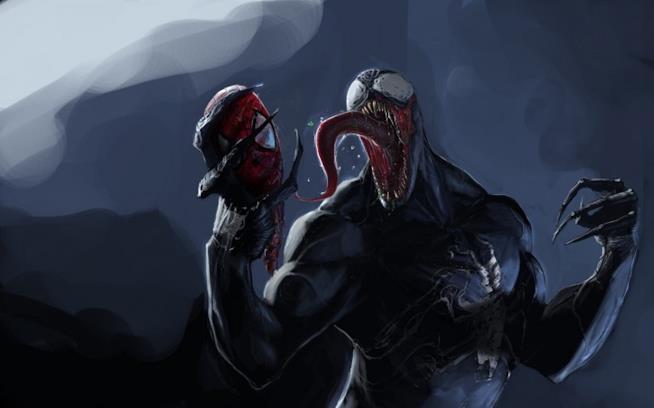Venom non ha preso molto bene la notizia della sua esclusione dal MCU