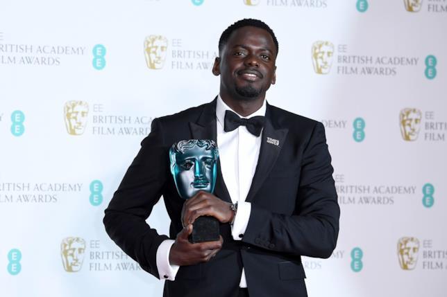 Daniel Kaluuya ai BAFTA