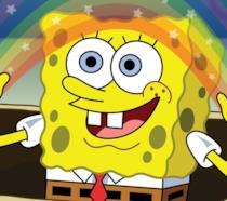 Il più celebre MEME con protagonista SpongeBob