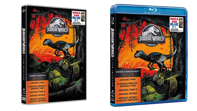 Jurassic Park Collection - Home Video