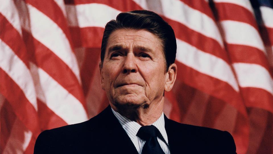 1981, 20 gennaio: Ronald Reagan diventa il 40° presidente degli Stati Uniti d'America.