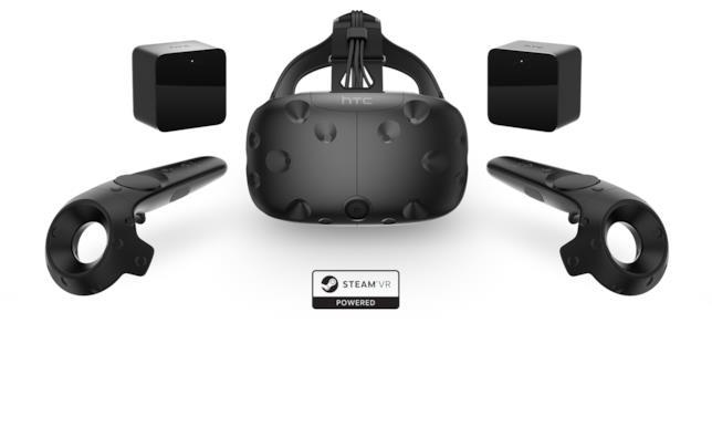 Star Wars si lancia nella realtà virtuale con HTC Vive