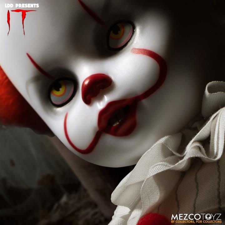 Viso di Pennywise
