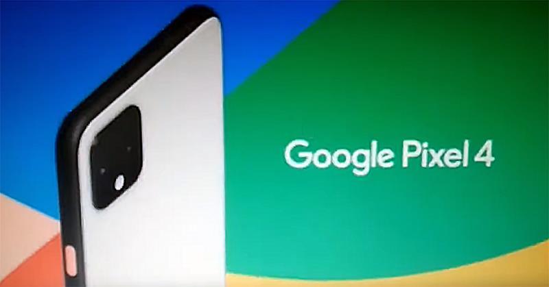 Il Google Pixel 4 nello spot ufficiale trapelato in rete