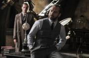 Jude Law è Silente nella prima immagine di Animali Fantastici 2
