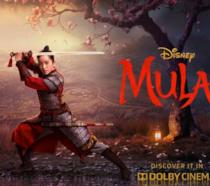 Mulan in un'immagine del live-action