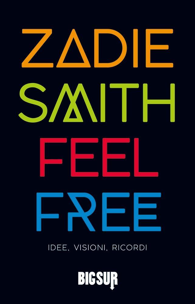 La copertina di Feel Free